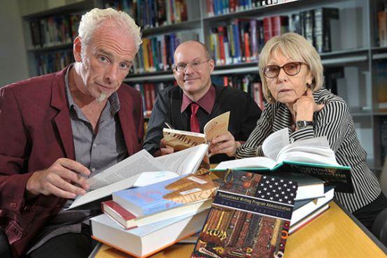 Weill Cornell Medicine-Qatar writing faculty share