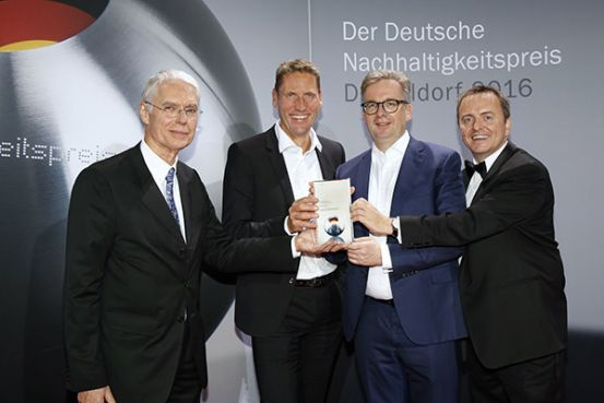 Grohe Ag Hemer grohe successful at the german sustainability award qatar is booming