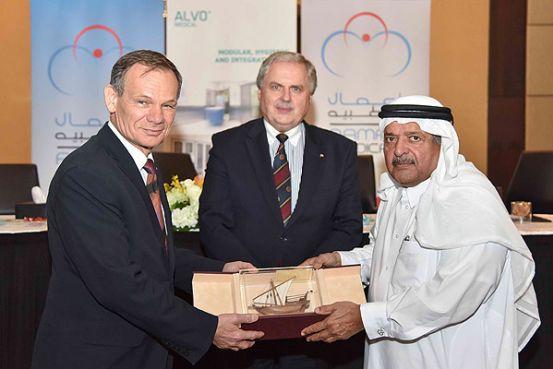 Aamal Medical becomes sole distributor of ALVO Medical