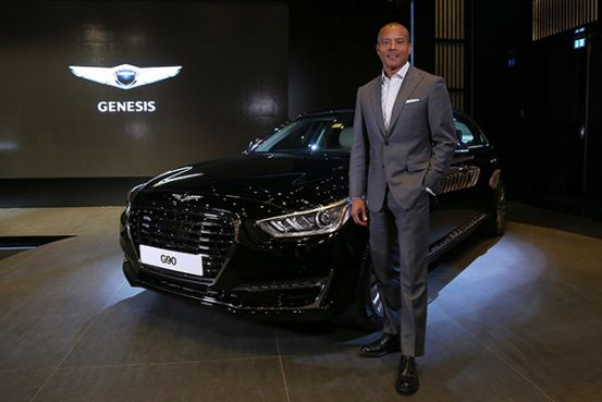 Pioneers In Automotive Design Unite To Craft The Genesis