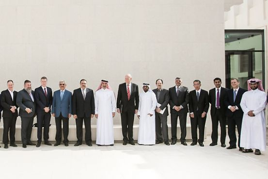 Msheireb properties sets a blueprint for collaboration at its annual msheireb properties sets a blueprint for collaboration at its annual ceo forum malvernweather Images