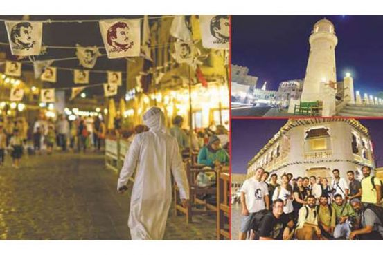Souq Waqif photo walk attracts shutterbugs from all over Qatar