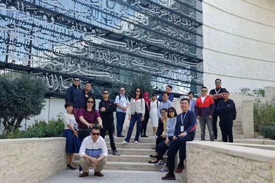 Qatar hosted 60 top Chinese travel agents in Doha for a 3
