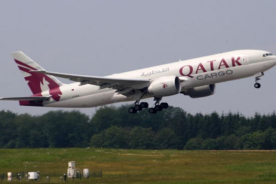 qatar airways cargo launches new dedicated us and canada. Black Bedroom Furniture Sets. Home Design Ideas