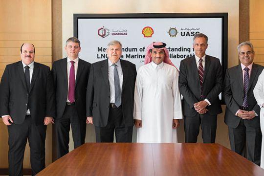 United Arab Shipping Company | Qatar is Booming