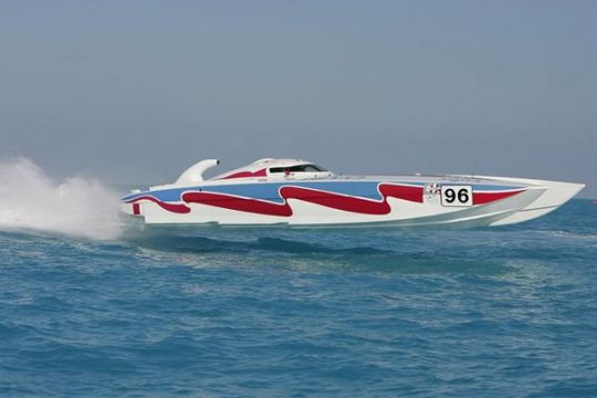 Offshore Powerboat Grand Prix | Qatar is Booming